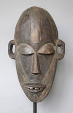 Mask Boa Warrior Congo