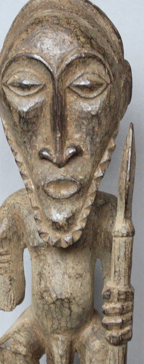 Pre Bembe misi Figur Kongo A1