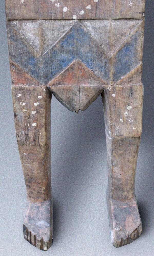 Ngata female coffin A4