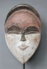 Vuvi furneral mask Congo